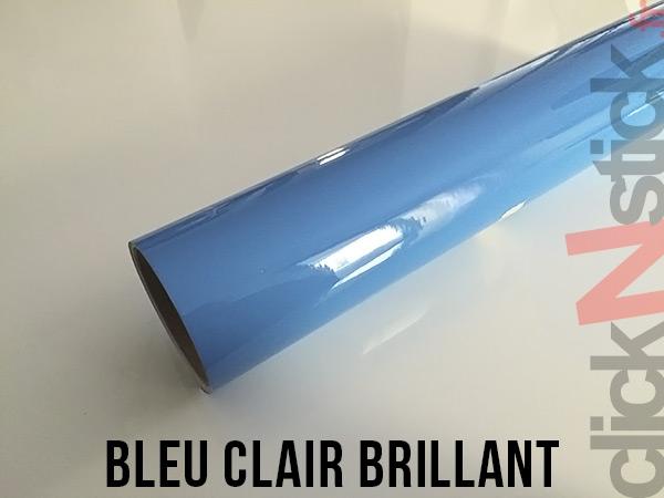 Bleu clair brillant