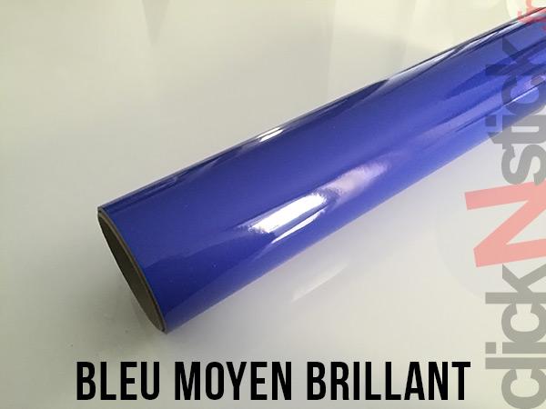 Bleu moyen brillant