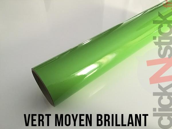 Vert moyen brillant