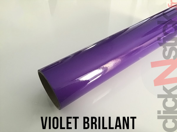 Violet brillant