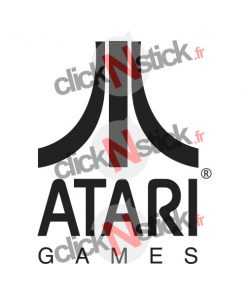 sticker Atari
