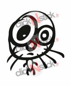 stickers drift kitty jdm