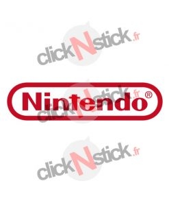 stickers nintendo