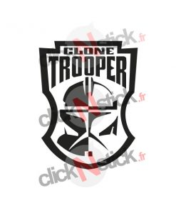 clone trooper star wars stickers