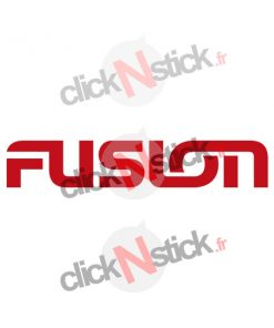 Fusion audio sono stickers