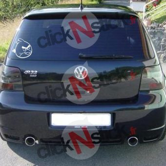 sticker angry birds tuning