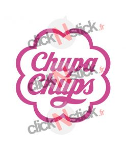 sticker fun sucette chupa chups