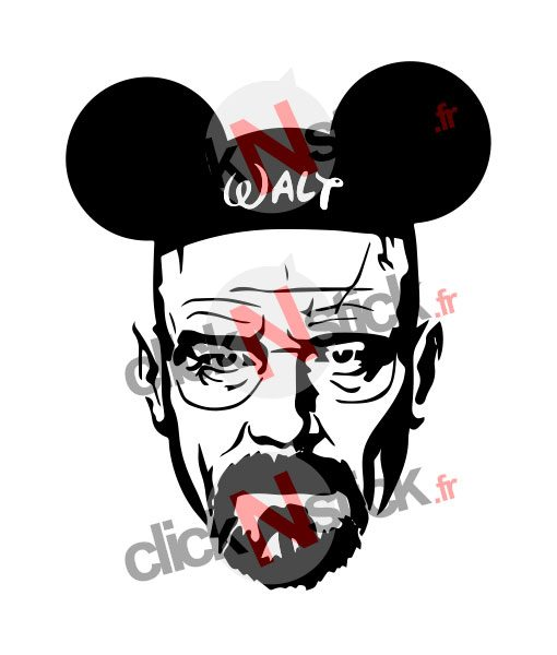 walter white mickey