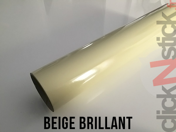 Beige brillant