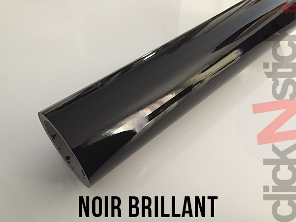 Noir brillant