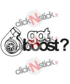 stickers got boost ?
