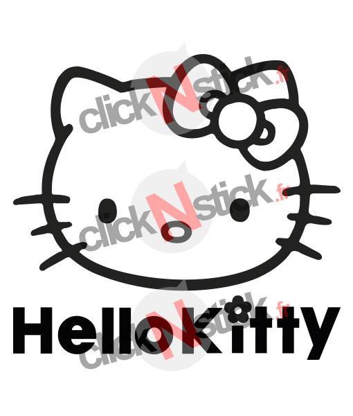 stickers Hello Kitty