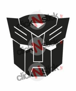 stickers logo transformers autobot autobots