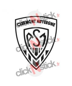 asm rugby montferrand stickers