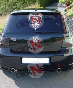 asm clermont rugby stickers