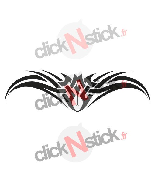 tribal stickers