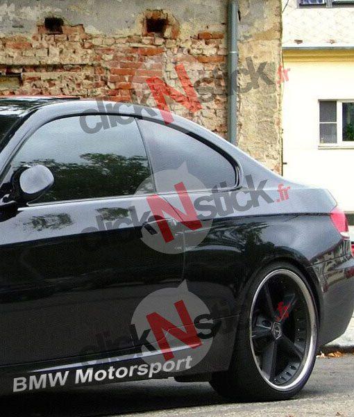 bande adhésive BMW Motorsport sticker