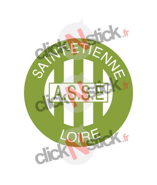 logo asse st etienne stickers