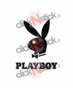 lapin palayboy magazine stickers