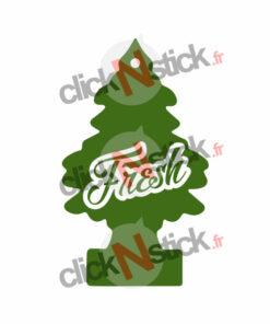 Arbre magique Fresh stickers