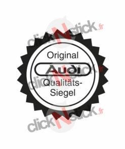 original audi style nintendo stickers