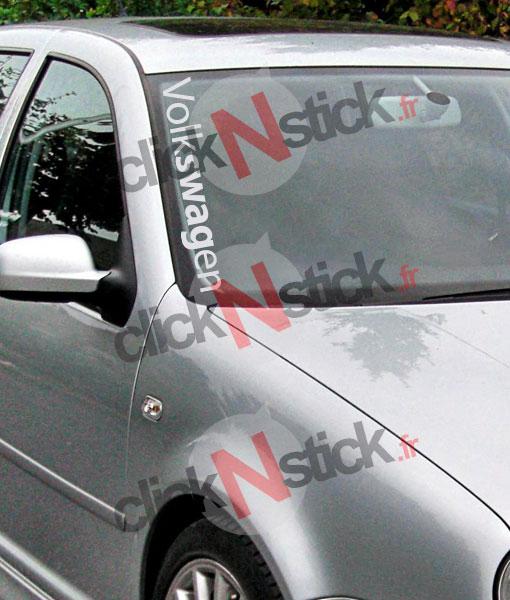 Volkswagen swag sticker
