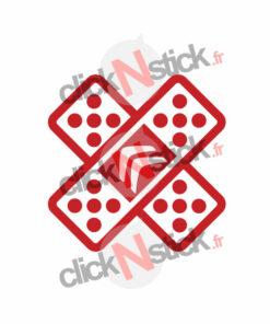 pansement fail stickers citroën
