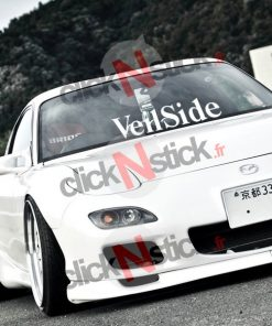 veiside stickers jdm
